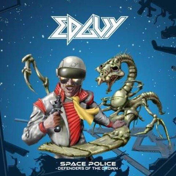 EDGUY: SPACE POLICE DEFENDERS OF THE CROWN (CD)