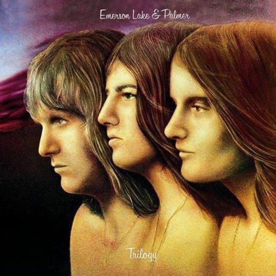 EMERSON LAKE & PALMER : TRILOGY (CD)