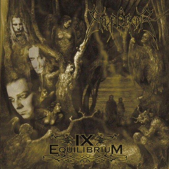 EMPEROR:  IX EQUILIBRIUM (CD)