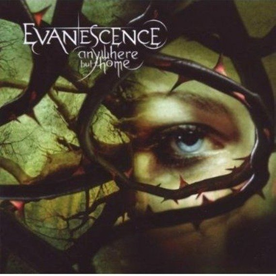 EVANESCENCE: ANYWHERE BUT HOME (CD)