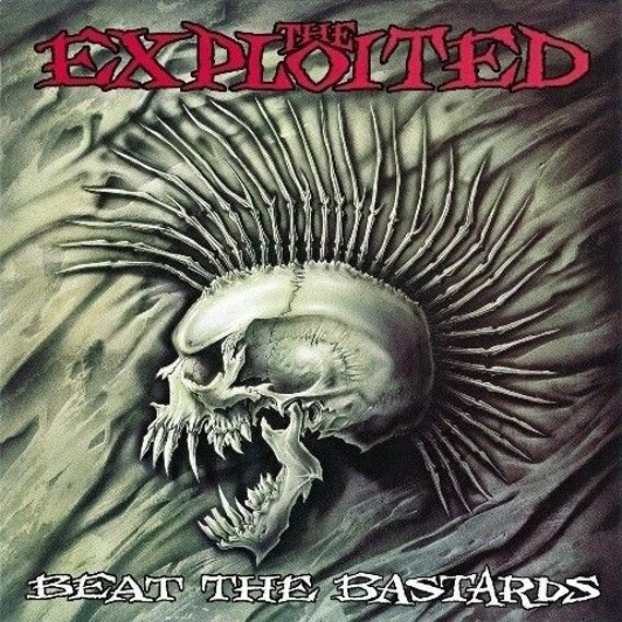 EXPLOITED: BEAT THE BASTARDS (2LP VINYL)