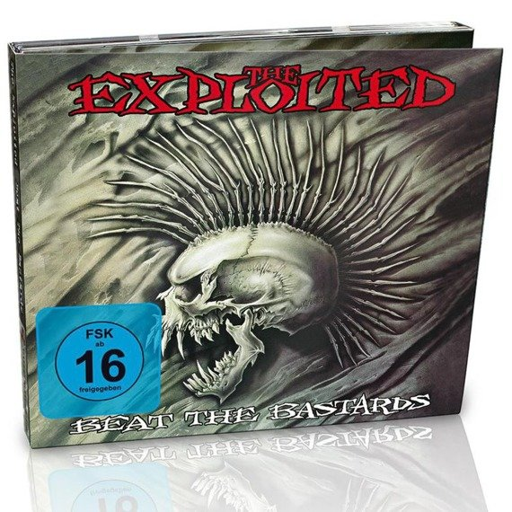 EXPLOITED: BEAT THE BASTARDS (CD+DVD) SPECIAL