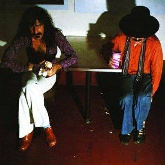 FRANK ZAPPA: BONGO FURY (CD)