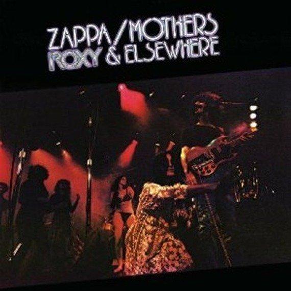 FRANK ZAPPA: ROXY & ELSWHERE (CD)