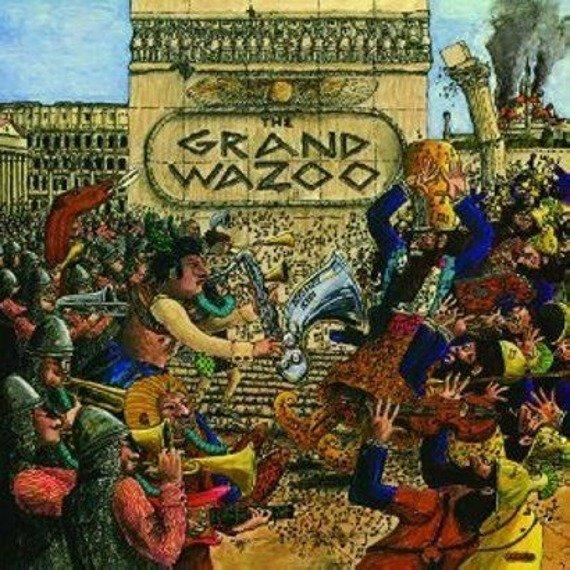 FRANK ZAPPA: THE GRAND WAZOO (CD)