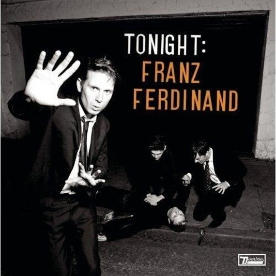 FRANZ FERDINAND: TONIGHT (CD)