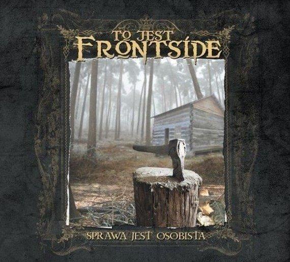 FRONTSIDE: SPRAWA JEST OSOBISTA (CD)