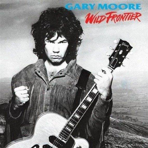 GARY MOORE: WILD FRONTIER (CD)