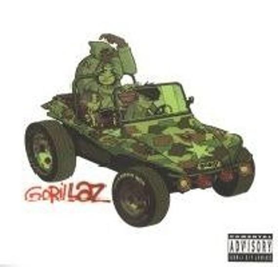 GORILLAZ: GORILLAZ-NEW VERSION (CD)