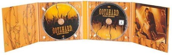 GOTTHARD: HOMEGROWN - ALIVE IN LUGANO (CD+DVD)