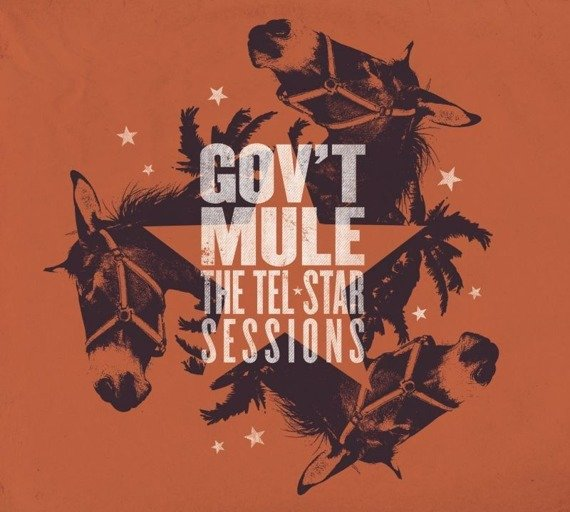 GOV'T MULE: THE TEL STAR SESSION (CD)