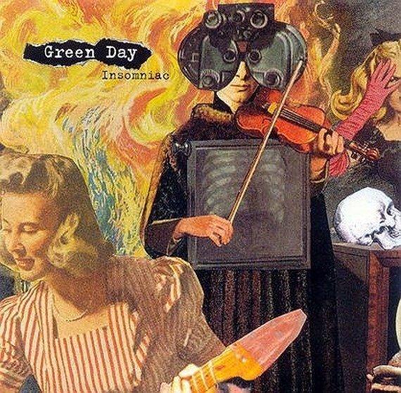GREEN DAY : INSOMNIAC (CD)