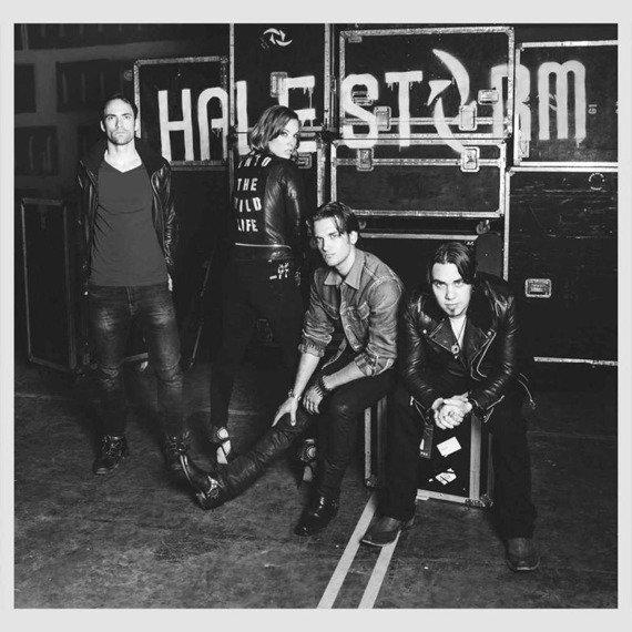 HALESTORM: INTO THE WILD LIFE (2LP VINYL+CD)