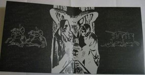 HATE FOREST: SCYTHIA (LP VINYL)