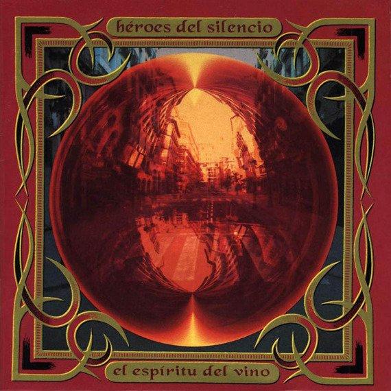 HEROES DEL SILENCIO: EL ESPIRITU DEL VINO (CD+DVD)