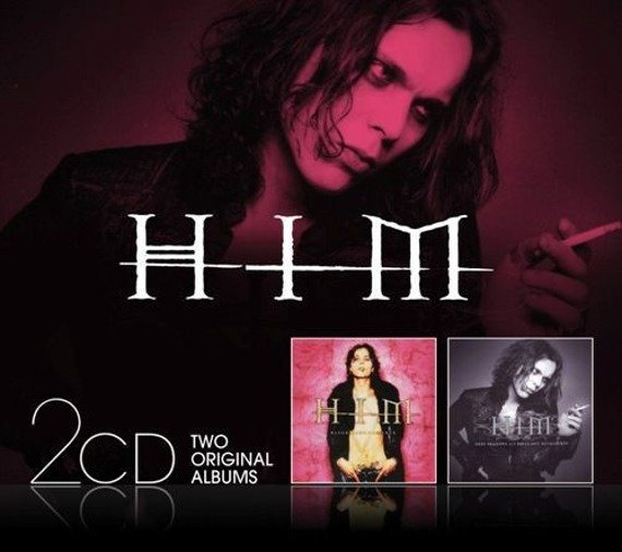 HIM: RAZORBLADE ROMANCE/ DEEP SHADOWS AND BRILLANT HIGHLIGHTS (2CD)