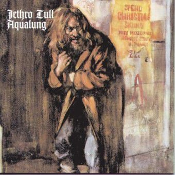 JETHRO TULL: AQUALUNG (CD)