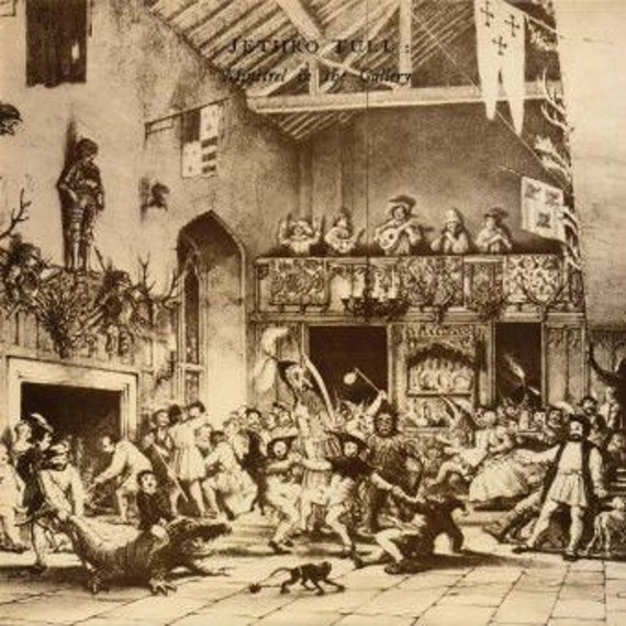 JETHRO TULL: MINSTREL IN THE GALLERY 40TH ANNIVERSARY LA GRANDE (LP VINYL)