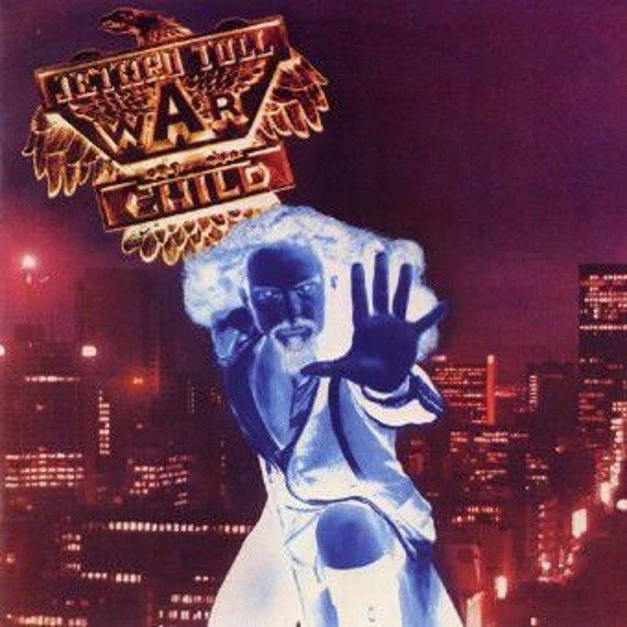 JETHRO TULL: WARCHILD (CD) REMASTER
