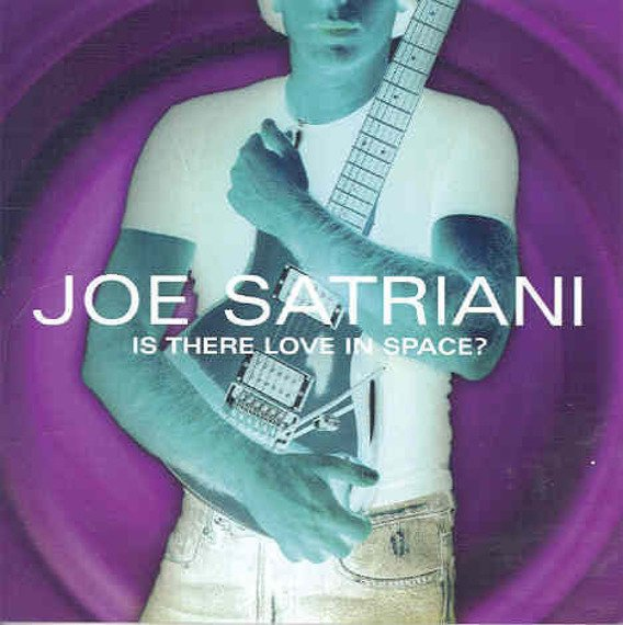 JOE SATRIANI : IS THERE LOVE IN SPACE (CD)