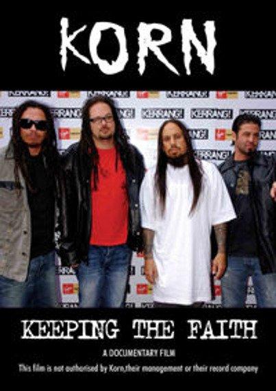 KORN: KEEPING THE FAITH (DVD)