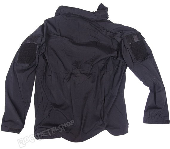 Kurtka SOFT SHELL JACKET BLACK