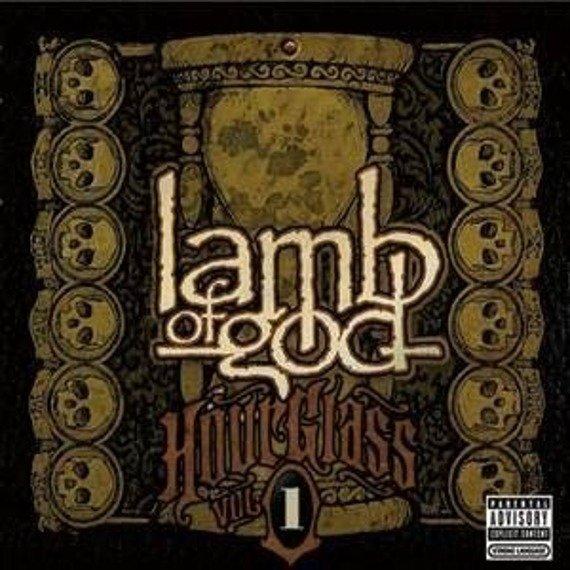 LAMB OF GOD : HOURGLASS VOLUME I - THE UNDERGROUND YEARS (CD)