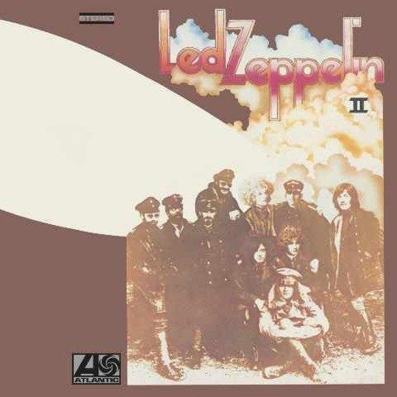 LED ZEPPELIN: II - REMASTERED (LP VINYL)