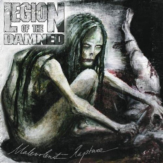 LEGION OF THE DAMNED: MALEVOLENT RAPTURE (CD)
