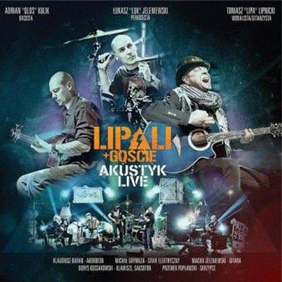 LIPALI: AKUSTYK LIVE (CD)