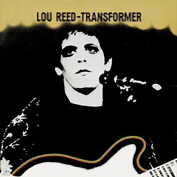 LOU REED: TRANSFORMER (CD)