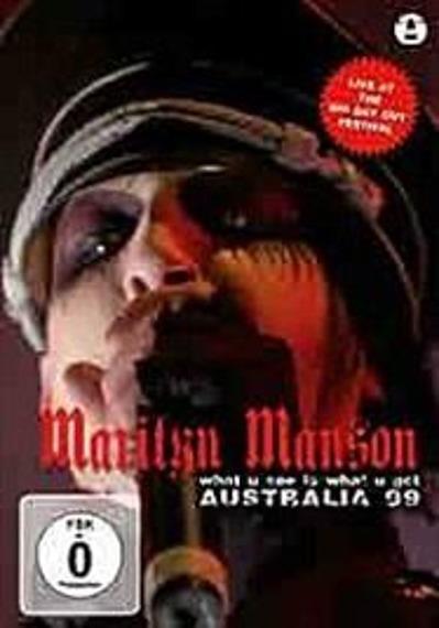 MARILYN MANSON: AUSTRALIA '99 (DVD)