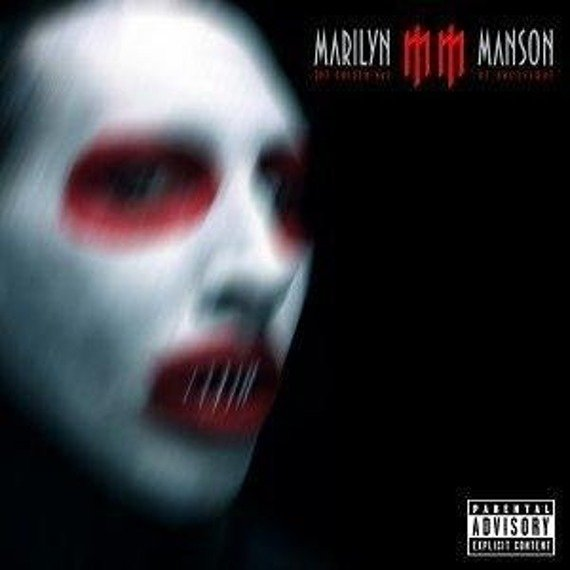 MARILYN MANSON: THE GOLDEN AGE OF GROTESQUE (CD)