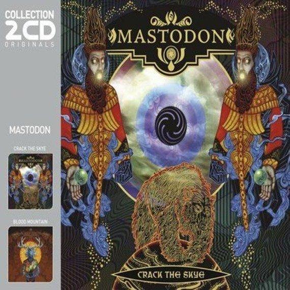 MASTODON: CRACK THE SKYE/BLOOD MOUNTAIN (2CD)