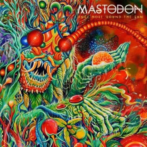 MASTODON: ONCE MORE ROUND THE SUN (2 LP VINYL)
