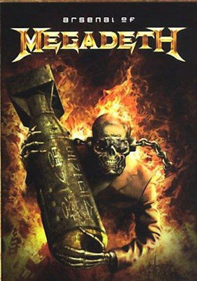 MEGADETH: ARSENAL OF MEGADETH (DVD)