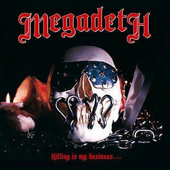 MEGADETH: KILLING IS MY BUSINESS (LP VINYL)