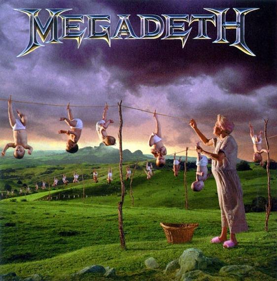 MEGADETH: YOUTHANASIA (CD)