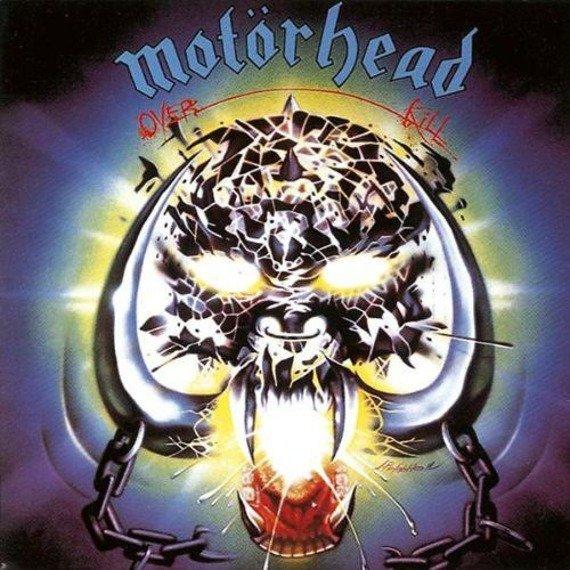 MOTORHEAD: OVERKILL (CD)