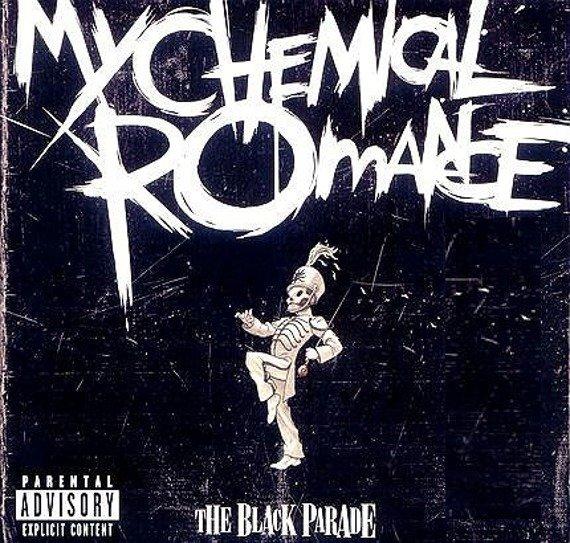 MY CHEMICAL ROMANCE: THE BLACK PARADE (CD)