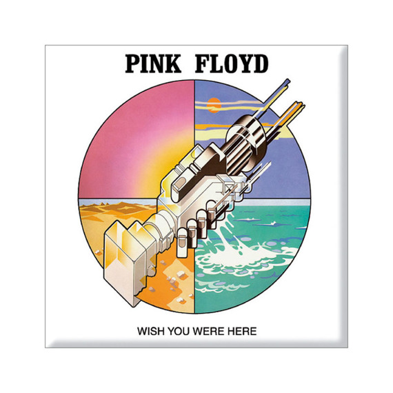 Magnes na lodówkę PINK FLOYD - WISH YOU WERE HERE GRAPHIC