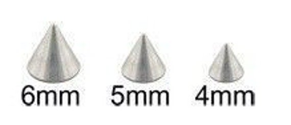 NAKRęTKA KOLEC 5x5mm gwint 1,2mm