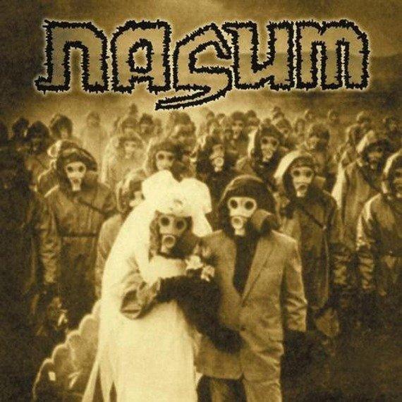 NASUM: INHALE/EXHALE (CD)