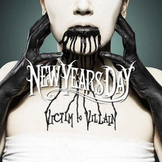 NEW YEARS DAY: VICTIM TO VILLAIN (CD)