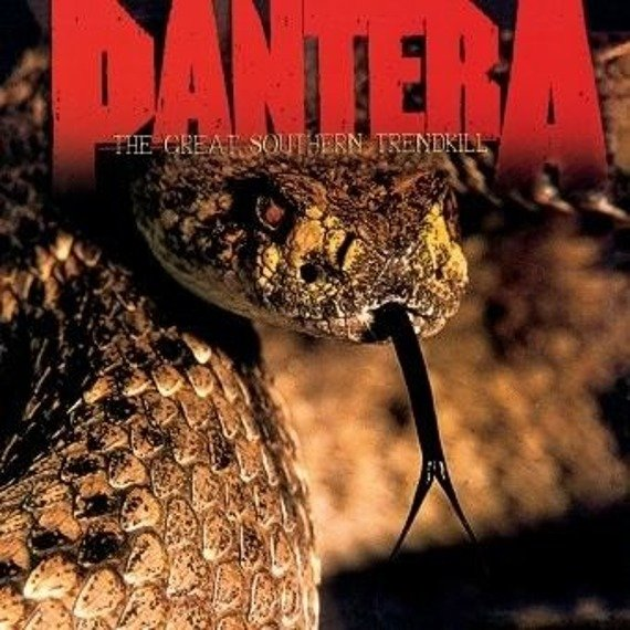 PANTERA: THE GREAT SOUTHERN TRENDKILL (2LP VINYL)