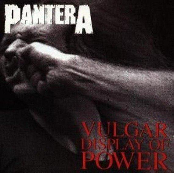 PANTERA: VULGAR DISPLAY OF POWER (CD)
