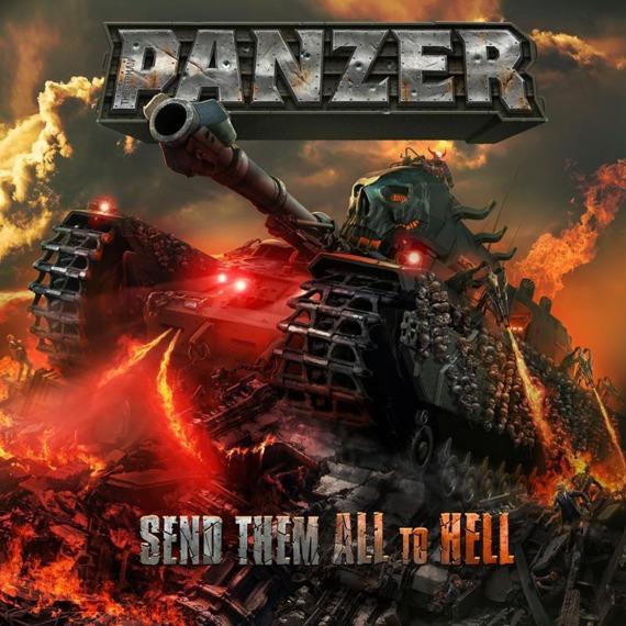 PANZER: SEND THEM ALL TO HELL (2LP VINYL)