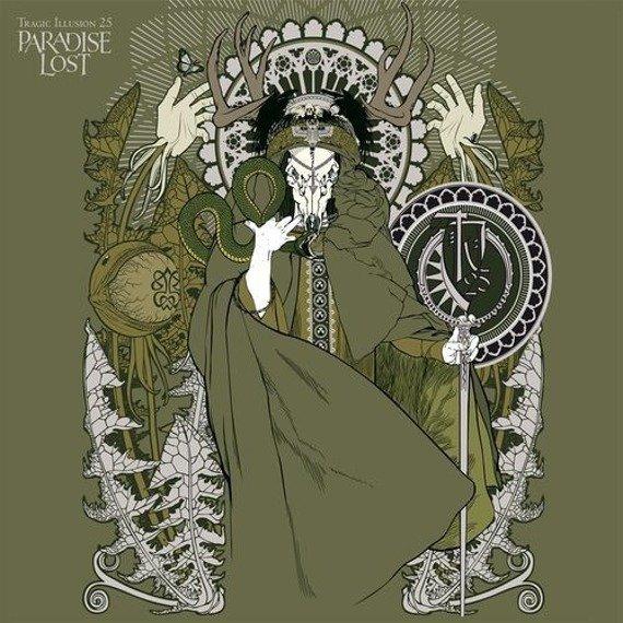PARADISE LOST: TRAGIC ILLUSION 25 (CD)