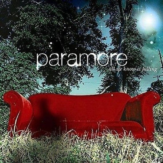 PARAMORE: ALL WE KNOW IS FALLING (CD)