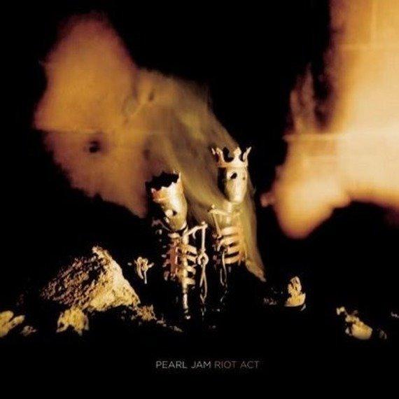 PEARL JAM: RIOT ACT (CD)